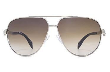 Occhiali aviator mcqueen in oro sfumati