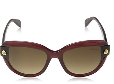 Blumarine occhiali da sole da donna con montatura larga