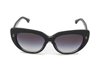 Occhiali da sole alla moda nero black emporio armani