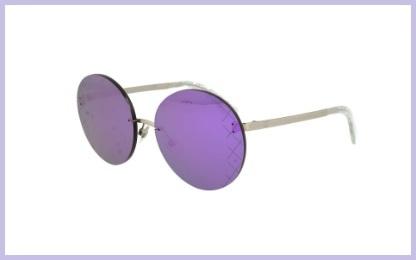 Chanel occhiali tondi