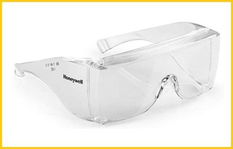 Occhiali Sanitari Protettivi Trasparenti