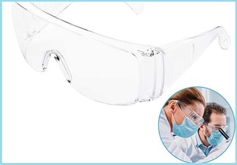 Occhiali Trasparenti Di Protezione