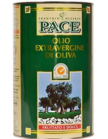 Olio extravergine fruttato e dolce basilicata