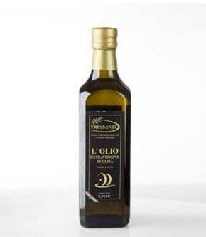 Olio extravergine di oliva tressanti campania