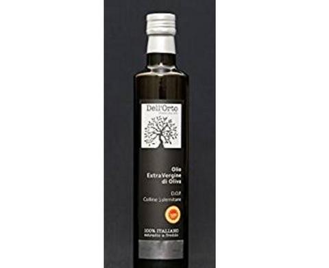 Olio extravergine di oliva italiano colline salernitane