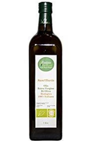 Olio extravergine di oliva biologico campano sant ilario
