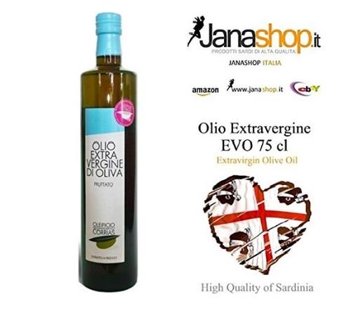 Olio extravergine di oliva direttamente dalla sardegna