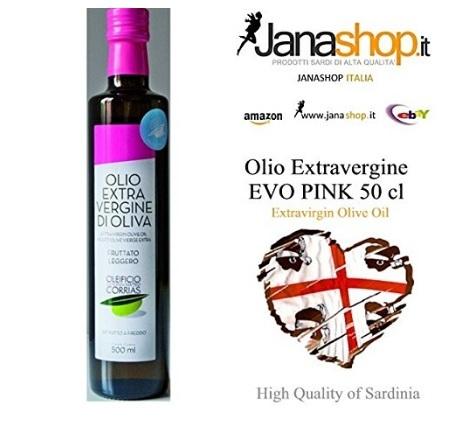 Olio extravergine di oliva fruttato leggero sardo