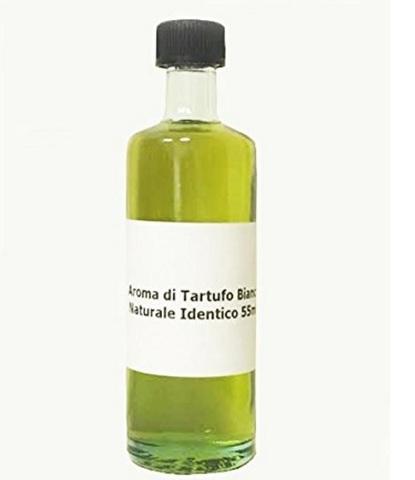 Olio extravergine di oliva con aroma di tartufo bianco umbro