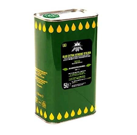 Olio extravergine di oliva siciliano e biologico