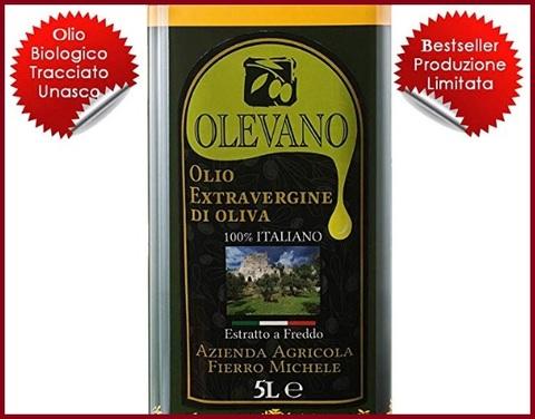 Olio Di Oliva Italiano 5 Litri