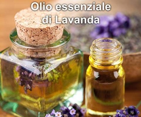 Olio Essenziale Di Lavanda Bio