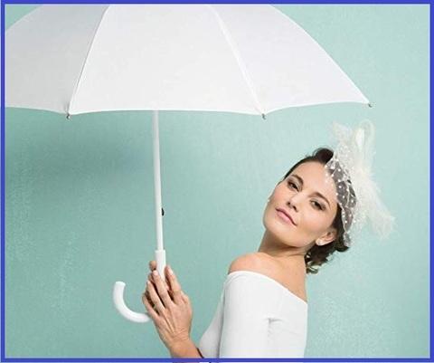 Ombrello argento pioggia