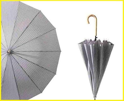Ombrelli artistici a manico lungo