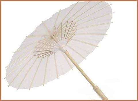 Ombrelli artistici decorativi