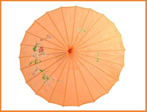 Ombrelli asiatici bambù