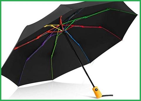 Ombrelli automatici pieghevoli