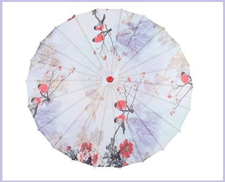 Ombrelli danza cinese