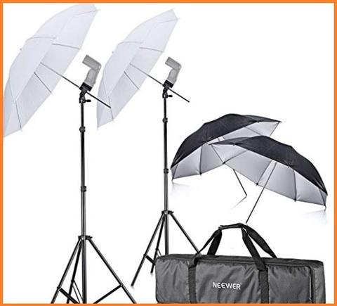 Ombrelli fotografici per flash