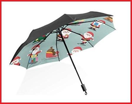 Ombrelli natalizi leggero