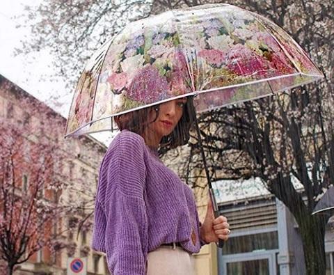 Ombrelli vintage donna