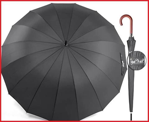 Ombrello grande da pioggia uomo