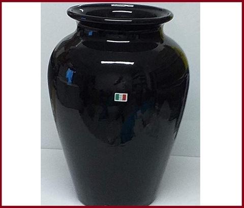Portaombrelli ceramica nero