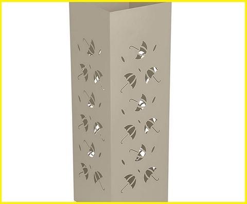 Portaombrelli moderno tortora
