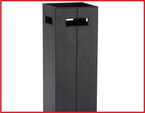 Portaombrelli plastica nero