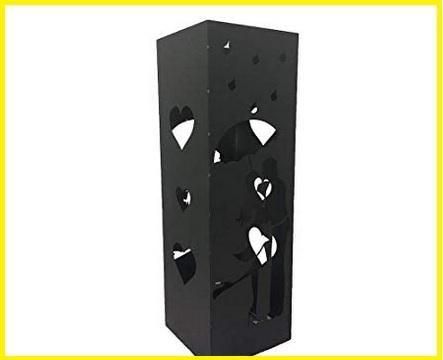 Portaombrelli design nero