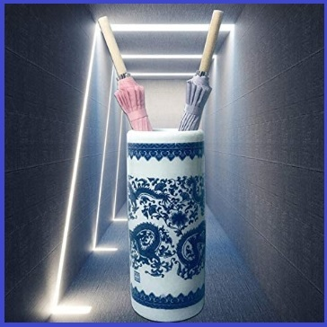 Portaombrelli ceramica moderno