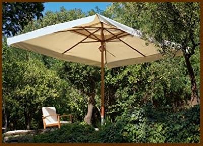 Ombrelloni giardino 3x2 idrorepellente