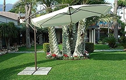 Ombrelloni giardino base robusta