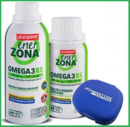 Omega 3 Enerzona 240 Capsule