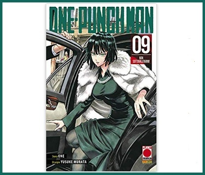 One punch man 9