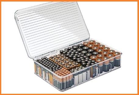 Scatole impilabili per batterie