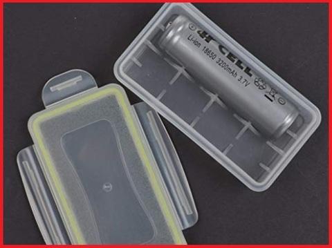 Supporto Trasparente Per Batterie