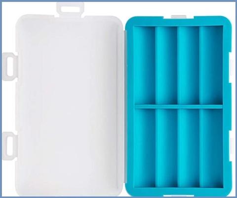 Organizzatore Batterie Ricaricabili