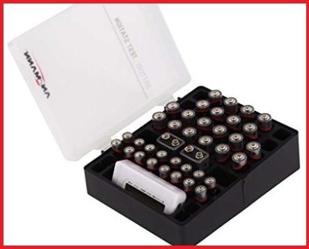 Box Organizer Per Batterie Di Tutti I Formati