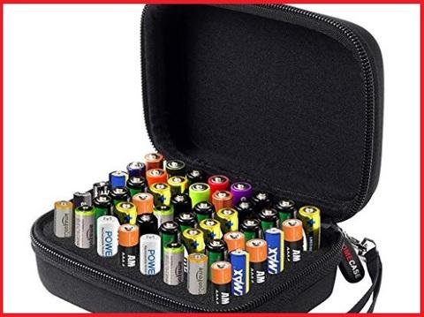 Scatola Organizer Rigida Per Batterie