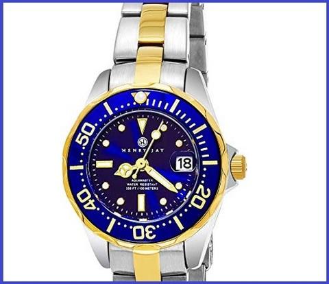 Henry jay orologio aquamaster