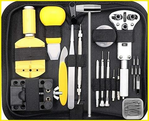 Kit riparazione orologi professionale