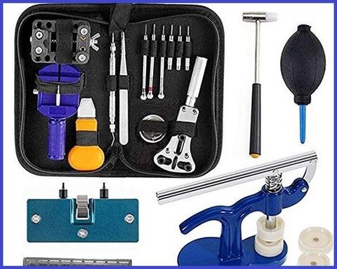 Kit riparazione orologi accessori