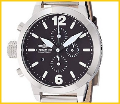 Orologi Haemmer Cronografo