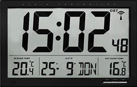 Orologio Da Parete Digitale Stazione