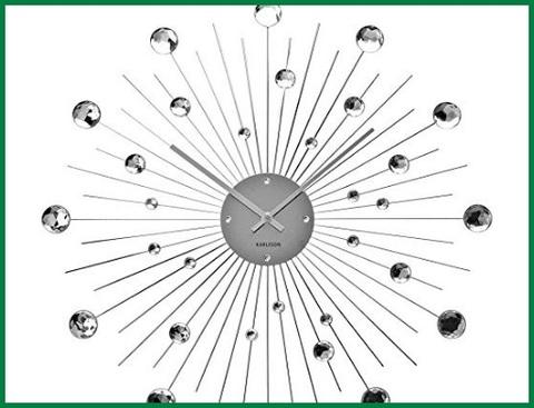 Orologi Da Parete Design Moderno Acciaio