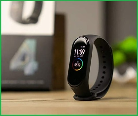 Orologio fitness xiaomi display