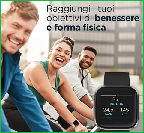 Orologio Fitness Fitbit Versa