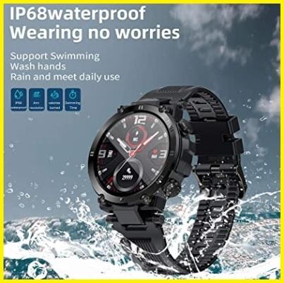 Orologio fitness impermeabile ip68