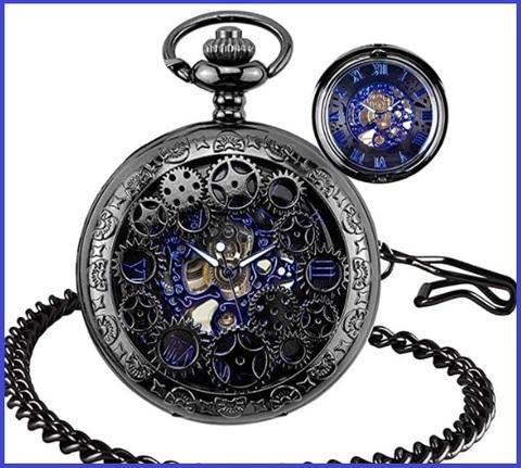 Orologio Tascabile Con Foto